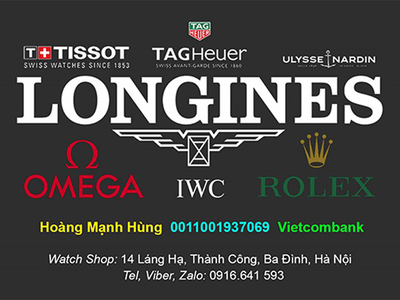 Longines Thụy Sỹ, Rolex Malaysia 9