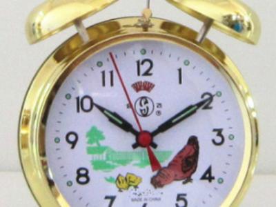 Đồng hồ gà mổ thóc ko chạy pin 3