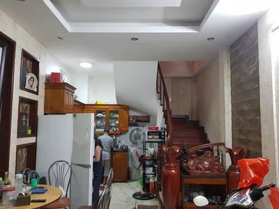 Bán nhà Phố Kim Đồng-Giáp Bát 5 tầng, Lô góc, 3 mặt thoáng 0