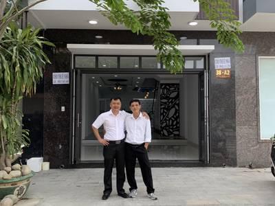 Cho thuê nhà nguyên căn 4 tầng còn mới 100% diện tich(5mx19m) 2