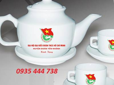 Bộ ấm trà quà tặng tại Quảng Nam,quà tặng đại hội 0