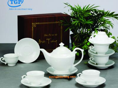 Bộ ấm trà quà tặng tại Quảng Nam,quà tặng đại hội 2