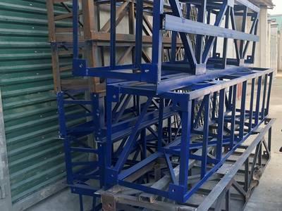 Bán vận thăng nâng hàng xây dựng 500kg, 1000kg toàn quốc 4