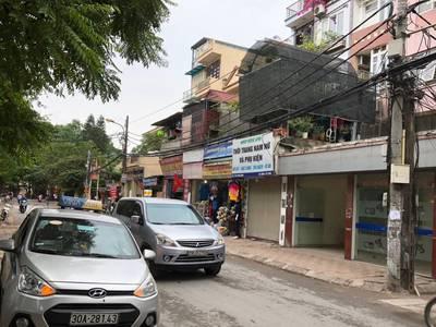 Mặt bằng kinh doanh cửa hàng mặt phố Xuân Đỉnh Bắc Từ Liêm Hà Nội cho thuê 1