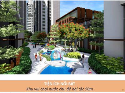 Đặt chỗ căn hộ Singgapore tại Nhà Bè, HCM chỉ 1,8 tỷ 0