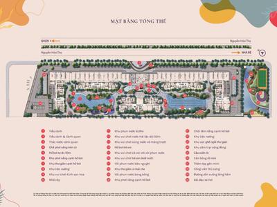 Đặt chỗ căn hộ Singgapore tại Nhà Bè, HCM chỉ 1,8 tỷ 1