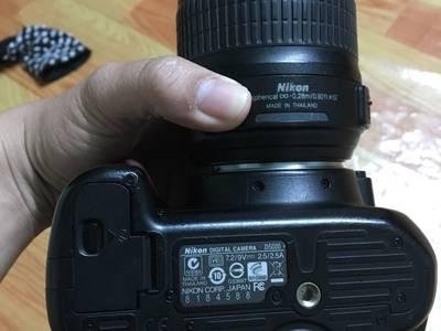 Bán máy ảnh nikon d5000