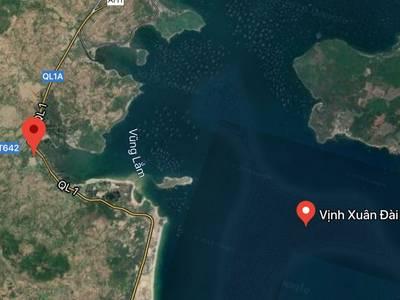 Bán lô đất ngoại giao sổ đỏ mặt Biển Xuân Đài,Phú Yên, giá đầu tư. 4