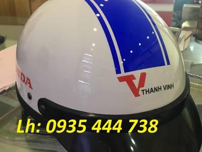 Mũ bảo hiểm in logo tại Quảng Nam,tp Tam Kỳ 1
