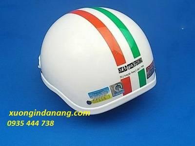 Mũ bảo hiểm in logo tại Quảng Nam,tp Tam Kỳ 2