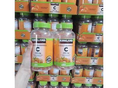 Gummies Vitamin C của Mỹ 0
