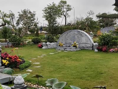 Bán lại khuôn viên mộ phần tại nghĩa trang Thiên Đức Vĩnh hằng viên 1
