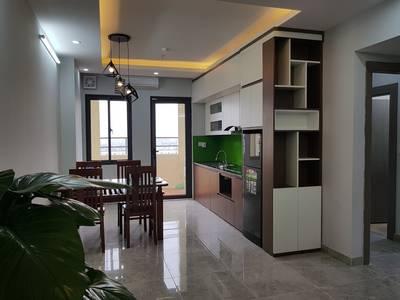 Cho thuê chung cư Cát Tường Eco mới đẹp, đầy đủ nội thất giá 9tr. 1