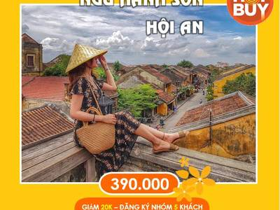 Daily Tour Đà Nẵng - Hội An 14