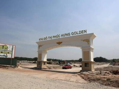Nhà Đất khu độ thị Phúc Hưng Golden 1