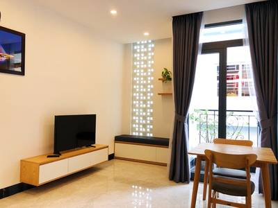 Căn hộ mới, 1 phòng ngủ, khu An Thượng - A753 3
