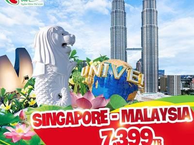 Tour sing-Malay 4N3D   5N4D 4