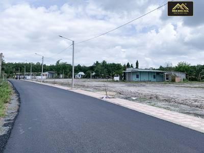 Bán lô đất ngay gần KCN Becamex, SHR, dân cư đông đúc, giá chỉ 500tr/nền 2