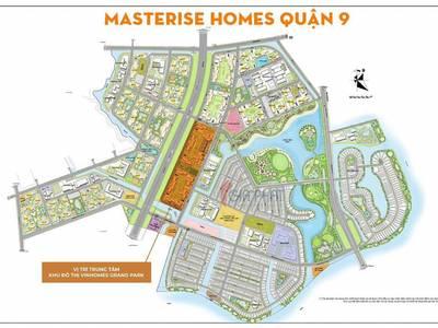 Căn hộ Cao Cấp Masterise Homes Quận 9 0