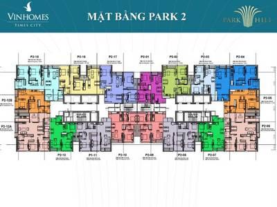 Đẳng cấp thượng lưu, bán căn hộ Park hill Times City 82m2 chỉ 3,5 tỷ. 3