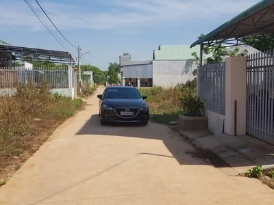 Đất Mặt Tiền Giá Rẻ Tân Đồng TRung Tâm Đồng Xoài Bình Phước Thổ Cư 100m chỉ với 450 triệu SHR 0