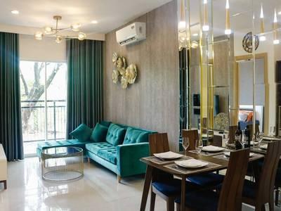 Căn hộ ngay trung tâm TP Thuận An, 3 mặt view sông SG giá từ 890tr/căn  VAT 6