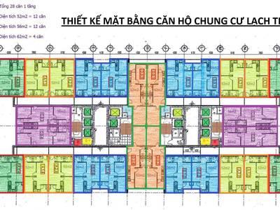 TIN HOT: Cơ hội cuối cùng để sở hữu phiếu bốc thăm căn hộ HH3 và HH4 - chung cư Hoàng Huy Lạch Tray 4