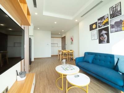Cho thuê căn hộ 2 PN, giá rẻ tại Vinhomes Green Bay Mễ Trì, Hà Nội. 1