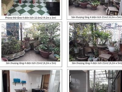 Bán nhà chính chủ ngõ 639 Hoàng Hoa Thám, Ba Đình, Hà Nội 3