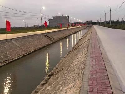 Bán đất nền cạnh công ty may Hải Anh-Bình Giang.giá 780tr 2