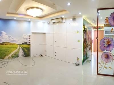 Chính chủ bán CH Hoàng Kim 60m2 nội thất, sổ hồng, tầng cao thoáng mát  Thương lượng 1