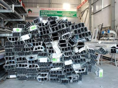 Cửa nhôm XINGFA Tem đỏ nhập khẩu Quảng Đông Trung Quốc 10