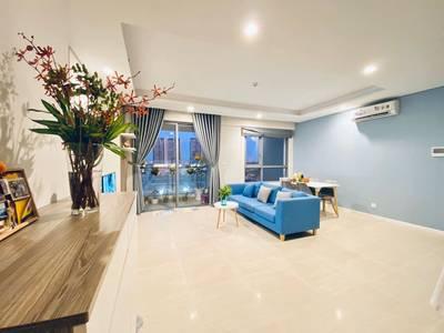 Cho thuê Diamond Island, 90m2, 2PN, full nội thất, giá chỉ 23.5tr/tháng, view sông   ngoại khu 0