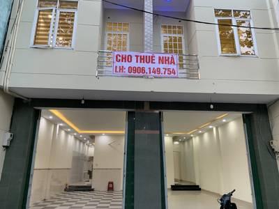 Mặt tiền Hải Phòng 9x16m trung tâm thuận lợi kinh doanh cần cho thuê gấp 1