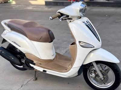 Bán Yamaha Nozza Fi 2012 Màu trắng. Giá 11 triệu 0