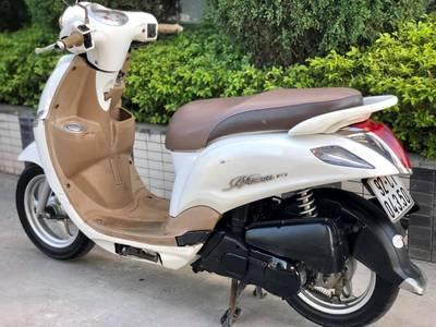 Bán Yamaha Nozza Fi 2012 Màu trắng. Giá 11 triệu 6