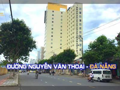 Cho thuê mặt bằng kinh doanh Đường Nguyễn Văn Thoại, Phường An Hải Đông, Quận Sơn Trà 1