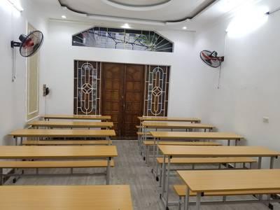 Cho thuê phòng dạy học mới xây mặt đường Quán Nam  gần 3 trường đại học  giá 60.000/1h 3