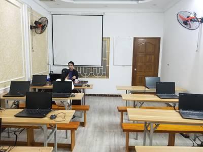 Cho thuê phòng dạy học mới xây mặt đường Quán Nam  gần 3 trường đại học  giá 60.000/1h 8