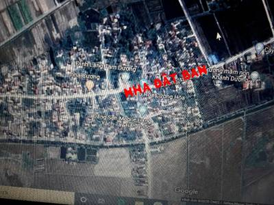 Bán nhà và đất mặt tiền Khánh Dương, Yên Mô, Ninh Bình 0