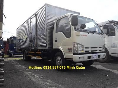 Bán xe tải Isuzu Vm 1t9 thùng dài 6m2, rộng 2m xe giao ngay 3