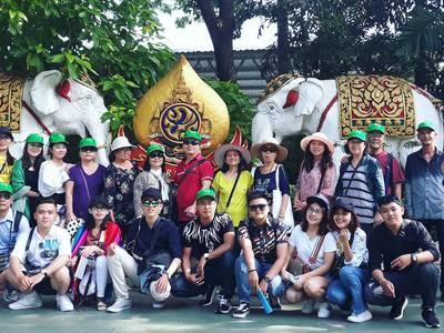 Thiên đường du lịch Thailand 5N4Đ: Bangkok - Pattaya Vietkite Travel 4