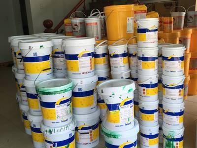 Thi công và phân phối  sơn epoxy tại Đà Nẵng ,Quảng Nam ,Quảng Ngãi. 1