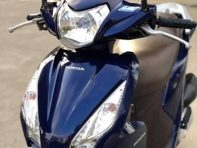 Bán Honda Vision 2017 Màu xanh/ Biển số 43. Giá 24tr5 3