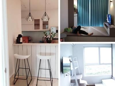 Cho thuê căn hộ dargon hill 2 pn/75m2.full nội thất.