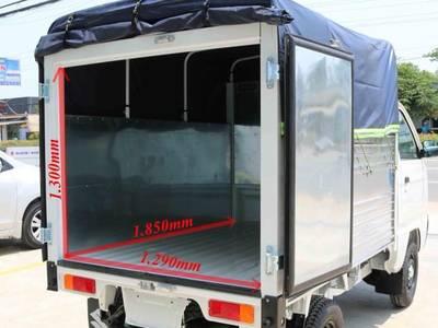 Suzuki Carry Truck - Xe Tải Nhẹ Bán Chạy Nhất 1