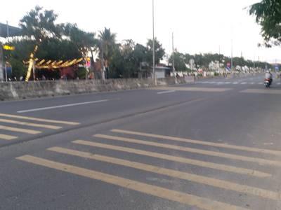 Cho thuê đất mặt tiền 1.400m2,  ngang 27m  N.Trang, K.Hòa 1