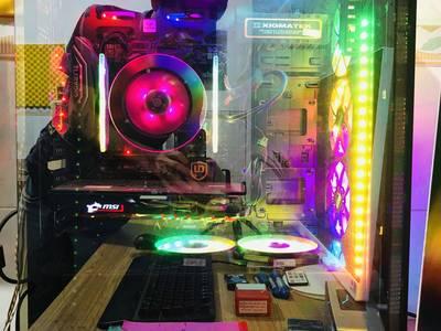 Cần bán thùng CPU I7 7800X RAM16, VGA 6GB, Máy mạnh dựng Phim 4K 8