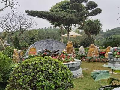 Cần nhượng lại khuôn viên mộ phần gia đình tại công viên nghĩa trang vĩnh hằng Thiên Đức 1