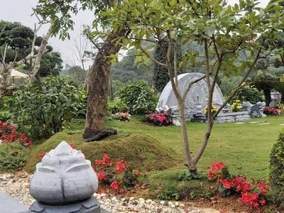Cần nhượng lại khuôn viên mộ phần gia đình tại công viên nghĩa trang vĩnh hằng Thiên Đức 2